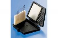 Bohrer Set 1,3-2,5 mm flach (20)