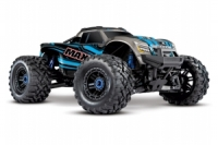 Traxxas Monstertruck MAXX 1:10 4WD RTR BL-Power Blau
