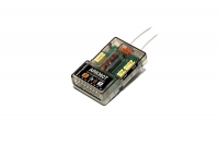 AR8360T 8 Channel SAFE & AS3X Empfänger mit Telemetrie