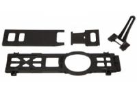 T-Rex Chassis-Distanzteileset T-REX 500