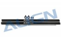T-REX Heckrohr T-REX 250 schwarz 2Stk