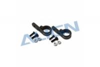 T-REX-Heckrotorservoschelle metal T-REX 250