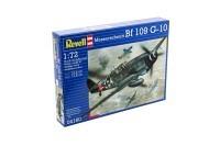 Revell Messerschmitt Bf 109 G-10 Masstab 1:72