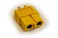 XT 60 Hochstrom Buchse (Batterieseite)