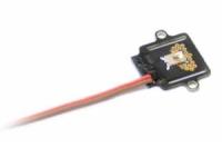 Lichtquelle, klein der mittleren Leistungsklasse in rot