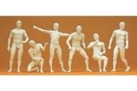 Miniaturfiguren,männlich Masstab 1:24