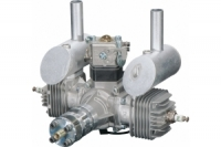 DLE-40 2-Takt Benzinmotor 40ccm Zweizylinder