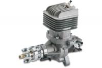 DLE-55RA 2-Takt Benzinmotor 55ccm Auspuff hinten