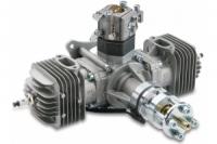 DLE-60 2-Takt Benzinmotor 60ccm Zweizylinder