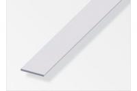 Aluminium Flachprofil 20.0mm x 2.0mm x 1000mm