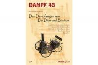 Dampf 40 - Der Dampfwagen von De Dion und Bouton (ohne Bauplansatz)