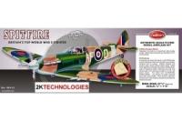 Guillow Bausatz der Spitfire