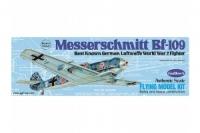 Guillow Bausatz der Messerschmitt BF-109