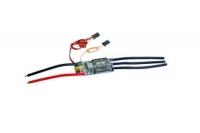 Graupner Brushless Control +T50 Regler, 50A, 2-6 LiPo
