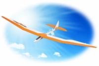 Great Planes Bird of time, Segelflugzeug
