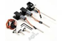 E-flite Einziehfahrwerk, elektrisch, 3-Bein, bis 3,1 kg