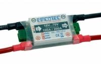 Emcotec Sicherheitsschalter mit Antiblitz, 70 V, 100/200 A