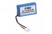 E-flite Batterie, 2S, 180 mAh, 20C