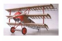 Krick Fokker DR1 Dreidecker 1:16 Standmodell