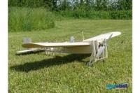 Aerobel Blériot XI 1909 Laser Holzbausatz