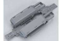 Traxxas Grundplatte / Chassis für 1/16 Fahrzeuge