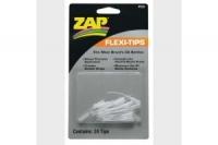 ZAP Flexi-Tips Aufsatzspitzen Sek-Kleber 24St