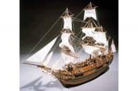 Mantua HMS Bounty 1: 60 historischer Bausatz
