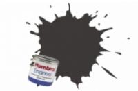 Humbrol Enamel Farbe, 1010 dunkelbraun glanz