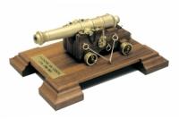 Mantua Bausatz einer amerikanischen Küsten-Kanone 1:17