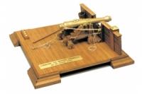 Mantua Bausatz einer französischen Marine-Kanone 1:17