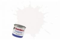 Humbrol Enamel Farbe, 1022 weiss glanz