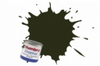 Humbrol Enamel Farbe, 1053 metallgrau metallic