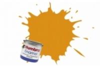 Humbrol Enamel Farbe, 1054 messing metallic