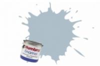 Humbrol Enamel Farbe, 1056 alluminium metallic