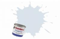 Humbrol Enamel Farbe, 1191 chromsilber metallic