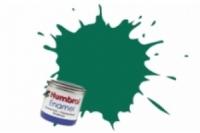 Humbrol Enamel Farbe, 1030 dunkelgrün matt
