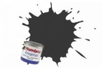 Humbrol Enamel Farbe, 1033 schwarz matt