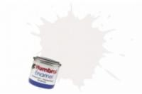 Humbrol Enamel Farbe, 1034 weiss matt