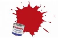 Humbrol Enamel Farbe, 1060 scharlachrot matt