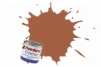 Humbrol Enamel Farbe, 1062 lederbraun matt