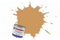 Humbrol Enamel Farbe, 1063 sandbraun matt