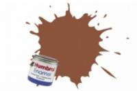 Humbrol Enamel Farbe, 1070 ziegelrot matt