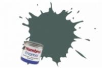 Humbrol Enamel Farbe, 1075 natogrün matt