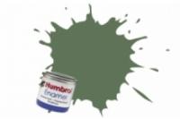 Humbrol Enamel Farbe, 1080 grasgrün matt