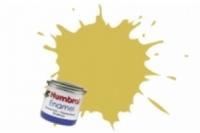 Humbrol Enamel Farbe, 1081 olivgelb matt