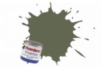 Humbrol Enamel Farbe, 1086 tarngrün matt