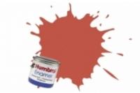 Humbrol Enamel Farbe, 1100 rotbrau matt