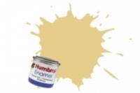 Humbrol Enamel Farbe, 1103 creme matt