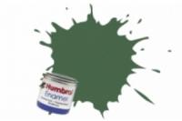 Humbrol Enamel Farbe, 1117 US grün matt