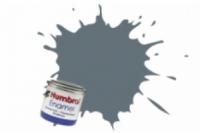 Humbrol Enamel Farbe, 1145 mittelgrau matt